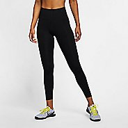 Womens Nike Sculpt Lux 7/8 Crop Tights