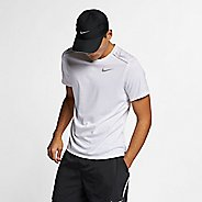 Mens Nike Dry Miler Top Short Sleeve Technical Tops