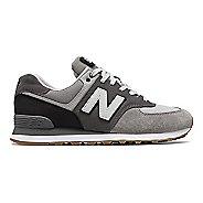 Mens New Balance 574 Military Patch Casual Shoe