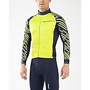 Mens 2XU Aero Winter Cycle Cold Weather Jackets