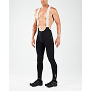 Mens 2XU Elite Cycle Thermal Bib Tights & Leggings