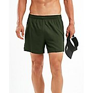 Mens 2XU HEAT 5-inch Free Unlined Shorts