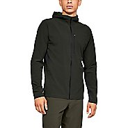 Mens Under Armour Outrun The Storm Jacket V2 Rain Jackets