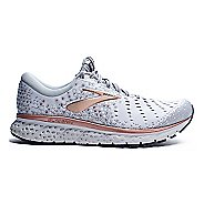 Womens Brooks Glycerin 17 Metallic Running Shoe