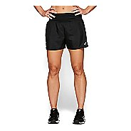 Womens ASICS 3.5-inch Unlined Shorts