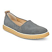 Womens Ecco Crepetray Slip on Casual Shoe