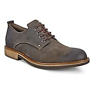 Mens Ecco Kenton Plain Toe Casual Shoe