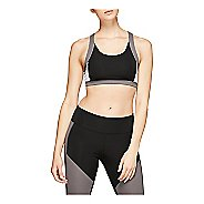 Womens ASICS Color Block 2 Sports Bras