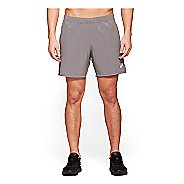 Mens ASICS 7-inch 2-N-1 Lined Shorts