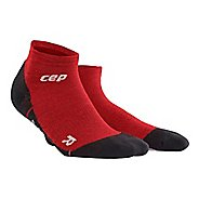 Womens CEP Dynamic+ Outdoor Light Merino Low Cut Socks 3 Pack Injury Recovery