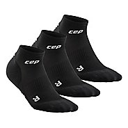 Womens CEP Dynamic+ Ultralight Low-Cut 3 Pack Socks