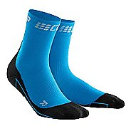 Womens CEP Trail Merino Mid-Cut Socks 3 Pack Injury Recovery