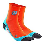 Mens CEP Dynamic+ Run Short Sock 3 Pack Injury Recovery