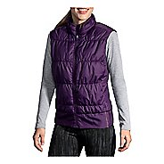 Womens Brooks Cascadia Thermal Vest Jackets