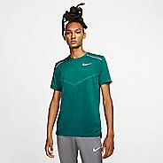 Mens Nike Techknit Ultra Short Sleeve Technical Tops