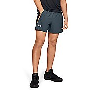"Mens Under Armour Launch SW 5"" Lined Shorts"
