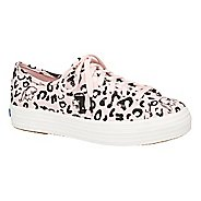 Womens Keds Triple Kick BV Leopard Casual Shoe
