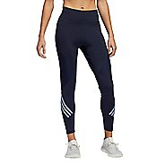 Womens Adidas Believe This High Rise 7/8 Crop Tights