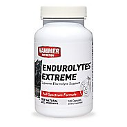 Hammer Nutrition Endurolytes Extreme 120 Capsules Supplement