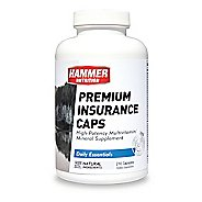 Hammer Nutrition Premium Insurance Caps 210 Caplets Supplement