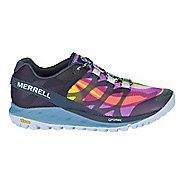 Womens Merrell Antora Rainbow Trail Running Shoe