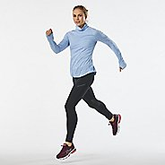 Womens R-Gear Ultra-Luxe Funnel Neck Long Sleeve Technical Tops