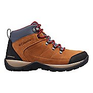 Womens Columbia Fire Venture S II Mid WP Hiking Shoe