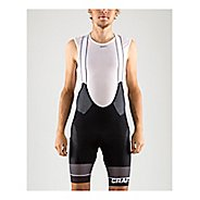 Mens Craft Route Bib Cycling Shorts