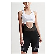 Womens Craft Hale Glow Bib Cycling Shorts