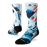 Mens Stance TRAINING Higher Places Crew Socks