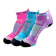 Steigen The Candy Quarter Pack Socks