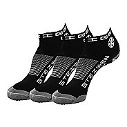 Steigen The NFL QuarterBlack Pack Socks