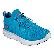Womens Skechers GO Run Max Road 4 Bright Running Shoe