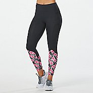 Womens Korsa Legend 7/8 Race Crop Tights
