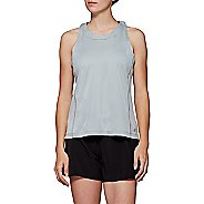Womens ASICS IMM Sleeveless Tank Technical Tops