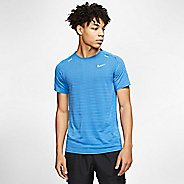 Mens Nike Tech Knit Ultra Short Sleeve Technical Tops