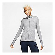 Womens Nike Element Full Zip Half-Zips & Hoodies Technical Tops