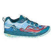 Womens Merrell Antora x Trail Sisters Trail Running Shoe