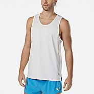 Mens Korsa Premier Run Singlet Sleeveless & Tank Technical Tops