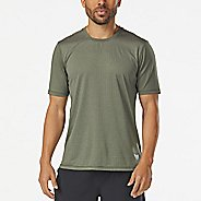 Mens Korsa Premier Run Short Sleeve Technical Tops