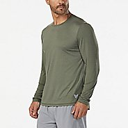 Mens Korsa Premier Run Long Sleeve Technical Tops