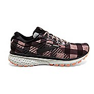 Womens Brooks Ghost 12 Flannel Running Shoe