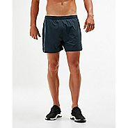 Mens 2XU XVENT 5-inch Unlined Shorts