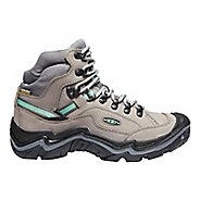 Womens Keen Durand II Mid Waterproof Hiking Shoe