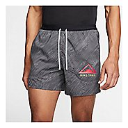 "Mens Nike Flex Stride 5"" Trail Lined Shorts"