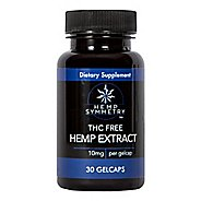 Founders Hemp SYM Gelcaps 10mg 30 count - THC Free Supplement