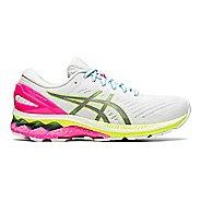 Womens ASICS GEL-Kayano 27 Lite Show Running Shoe