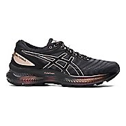 Womens ASICS GEL-Nimbus 22 Platinum Running Shoe