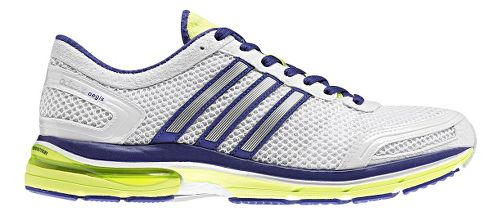Womens adidas adiZero Aegis 2 Running Shoe - White/Purple 6