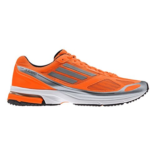 Mens adidas adizero Boston 4 Running Shoe - Bright Orange 11